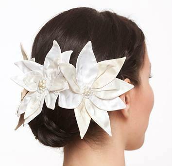Beispiel: Wunderschöne Sterne für Ihr Haar, Foto: JAAP Accessoires.