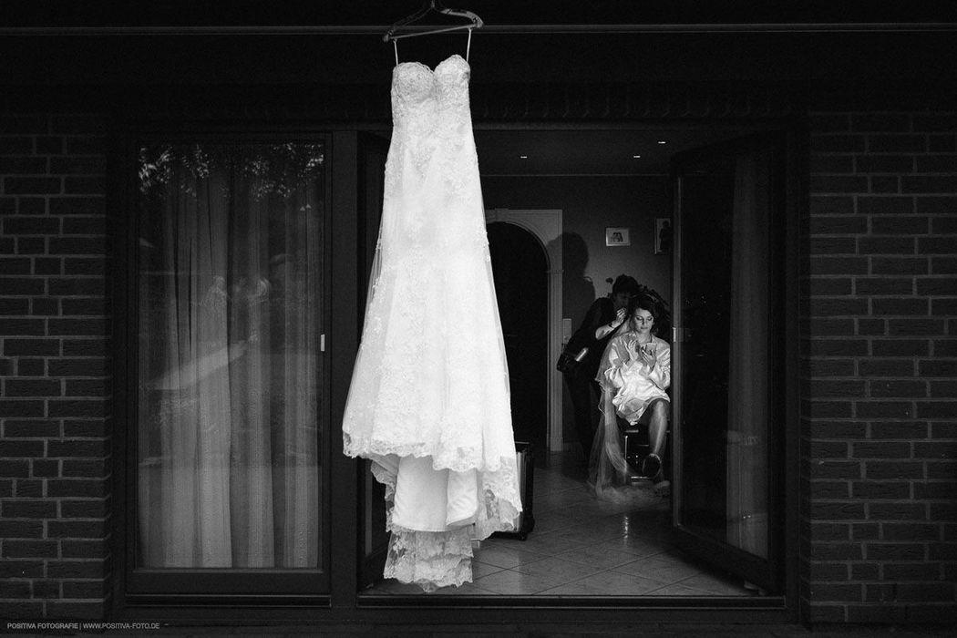 Hochzeit in Bad Segeberg - Getting Ready