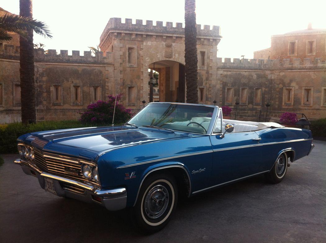 CA001 1966 Chevrolet Impala