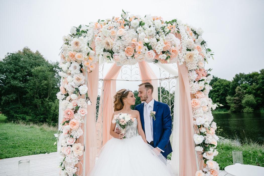 Свадьба Сергея и Марии.