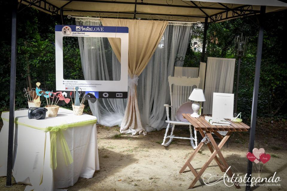 angoli per photo-booth