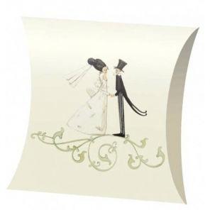 Beispiel: Schachtel, Foto: Sweet Wedding Gastgeschenke.