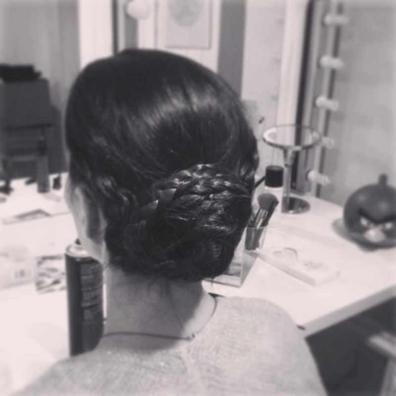 Bridal Hairstyling