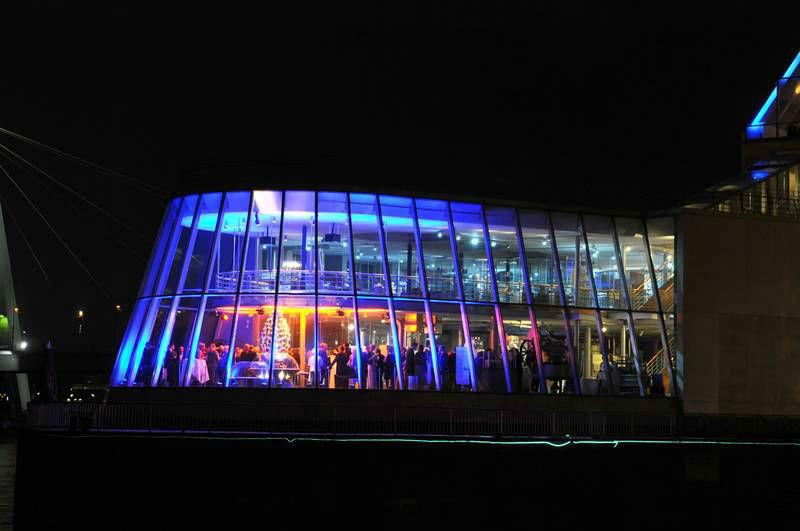 Beispiel: Atrium, Foto: Schokoladenmuseum.