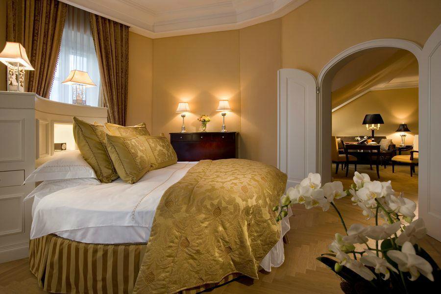 Foto: Suite im Schlosshotel Falkensteiner