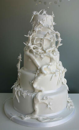 Tiffany and cake