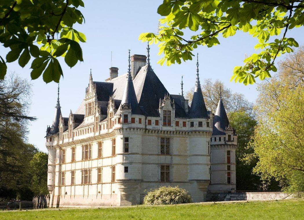 MonaLisa - Mariages châteaux de la Loire