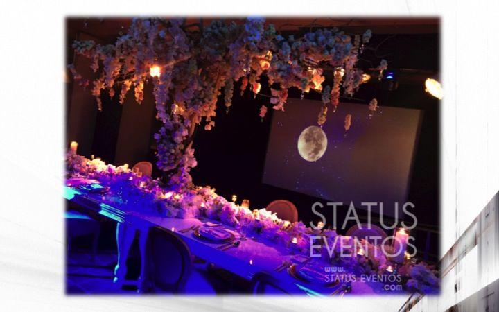 Cada evento con alma, cada detalle con trascendencia.... Status Eventos
