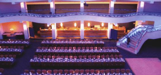 Beispiel: Festsaal Palazzo, Foto: Grand Hotel La Strada.