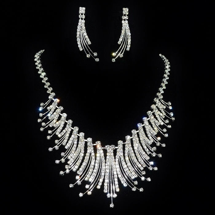 Parure de bijoux Luciole - Bijoux de Mariage
