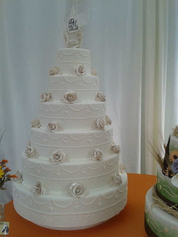 Wedding cake classica