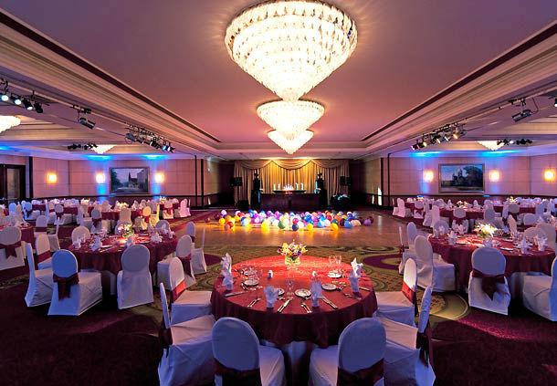 Hotel Santiago Marriott.