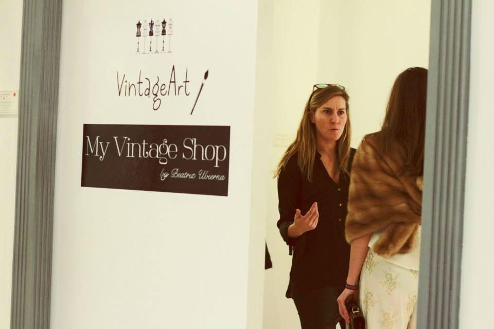 My vintage shop