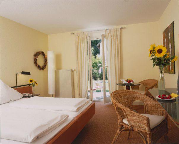 Beispiel: Hotelzimmer, Foto: Schloss Reinach.
