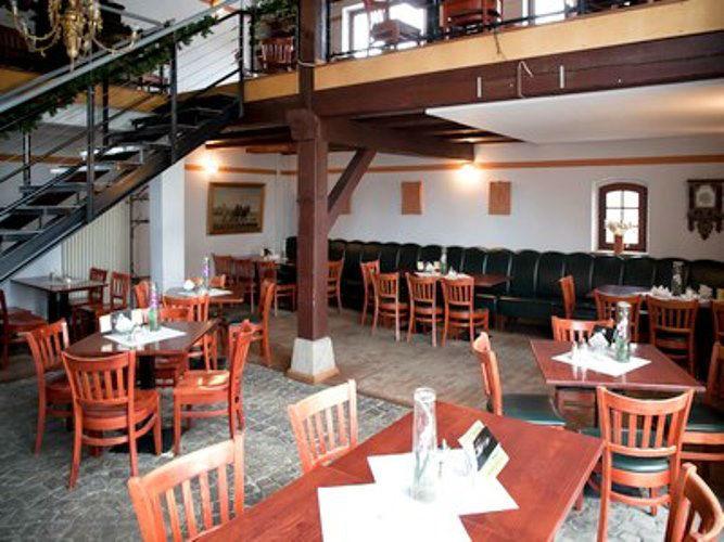 Beispiel: Innenansicht, Foto: Restaurant Hofstall.