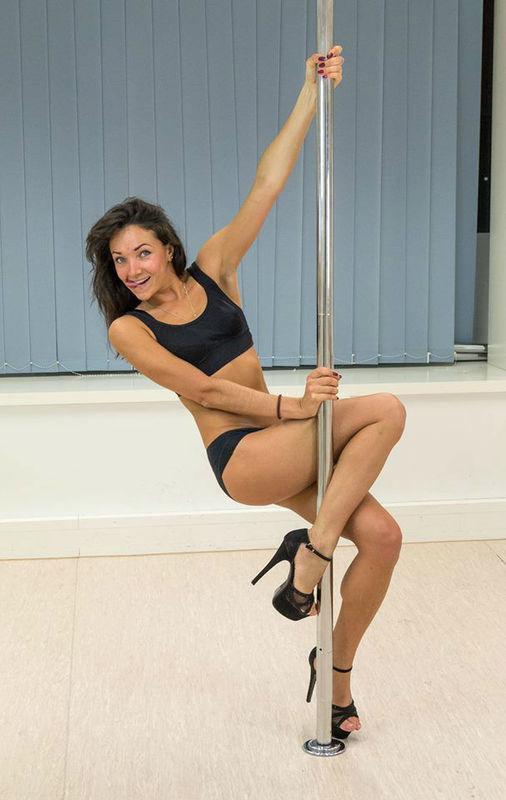 Beispiel: Pole Dance, Foto: Studio B15.
