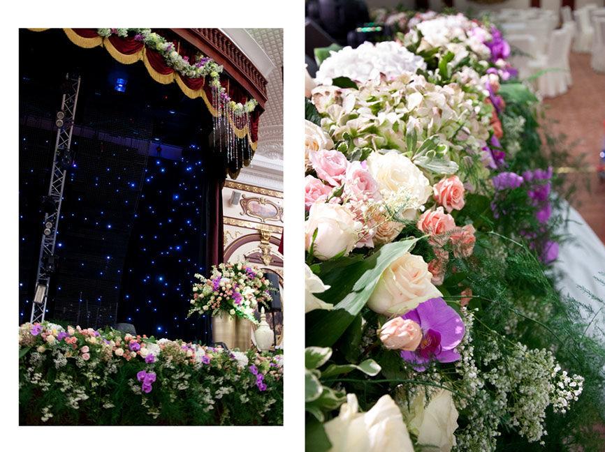 Свадебный флорист Андрей Исаков