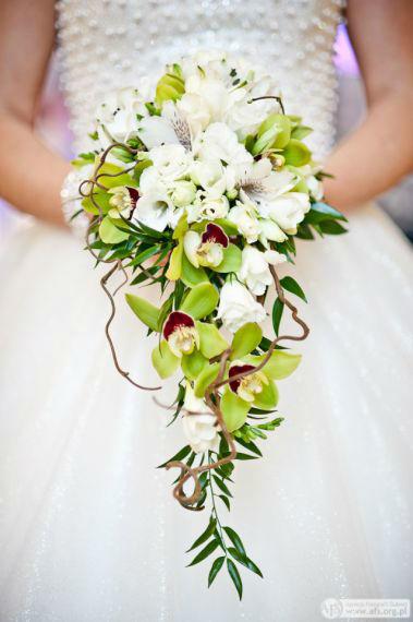 Hibiskus, bukiety ślubne i dekoracje