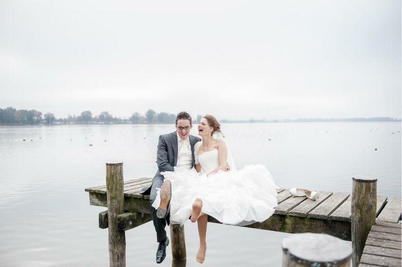 Beispiel: Die Geschichte Ihrer Hochzeit, Foto: Birgit Roschach.