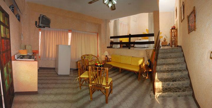 Hotel Casa Sun and Moon ubicado en Guerrero