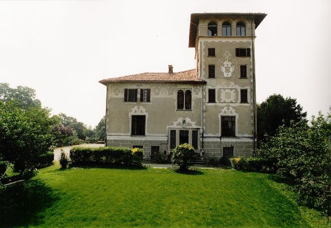 Castello Benso di Mercenasco