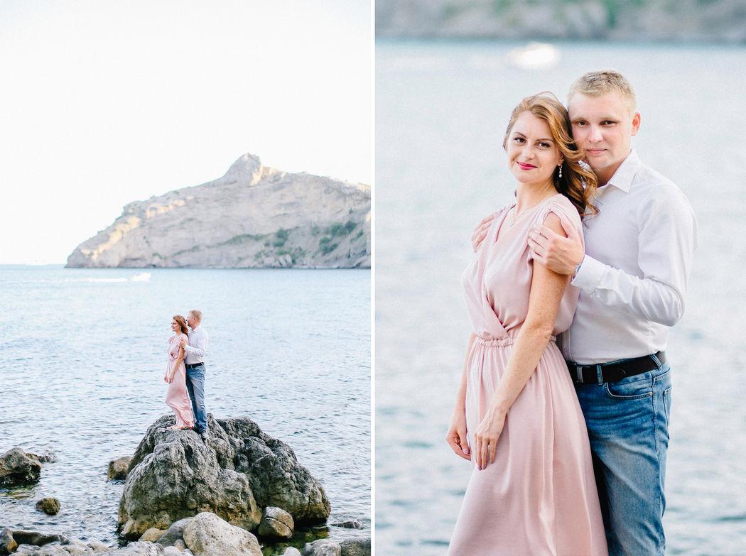 Свадебный фотограф Крым - Александр и Марина Санти. Мы делаем  нежные светлые и воздушные фотографии, больше красивых фотографий смотрите на сайте  http://alexandersanti.com/