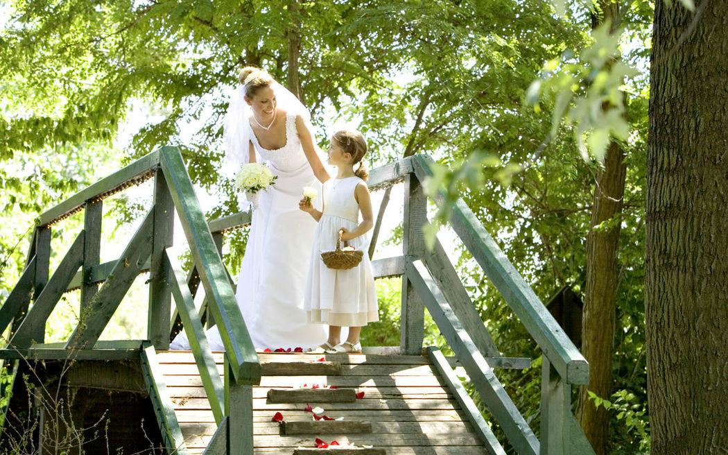 Beispiel: Ihre Hochzeit im Spreewald, Foto: Hotel Zur Bleiche.