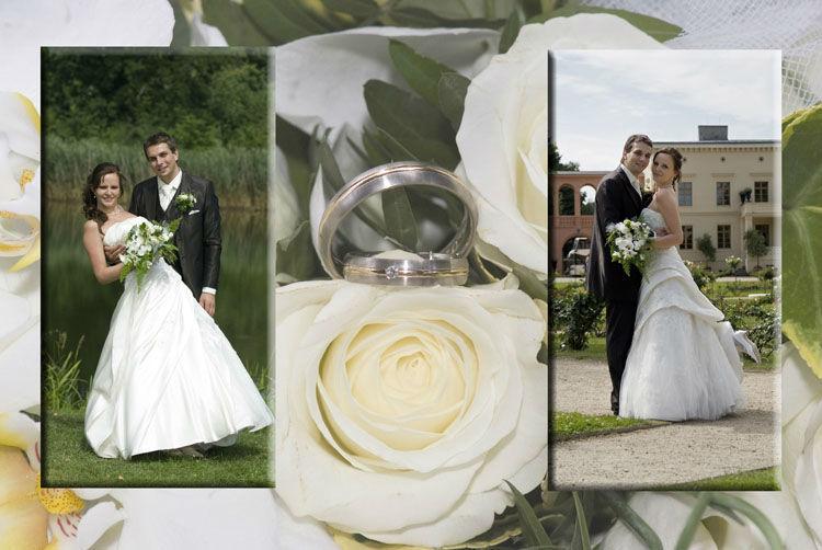Beispiel: Fotos für Ihre Danksagungskarte, Foto: Hochzeitsfotografie Berlin.