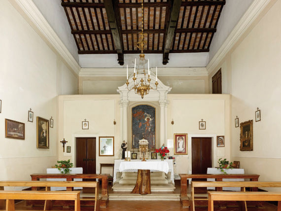 La cappella - Villa Maschio
