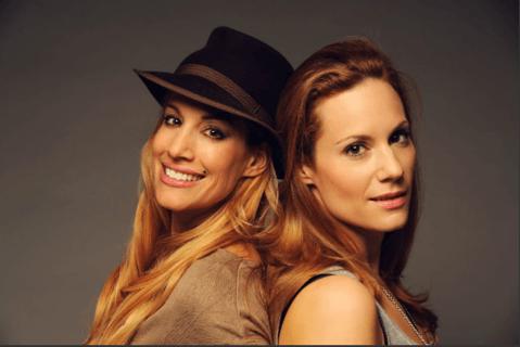 Beispiel: Zwei Schwestern mit harmonischen Stimmen, Foto: Swissters.