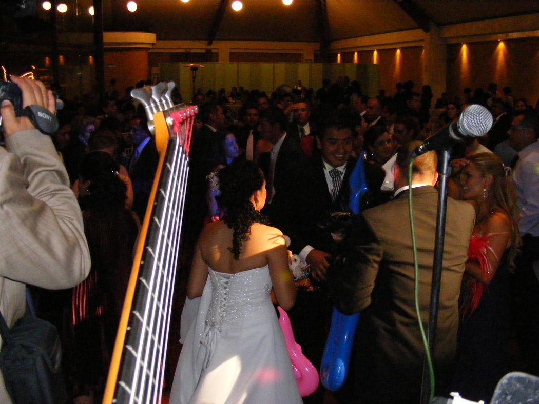 Grupo Musical The Music en Toluca
