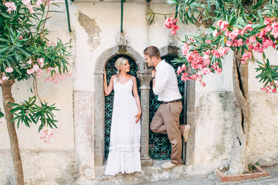 Engagement Shoot Amalfi Coast, Italy