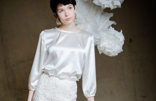 Beispiel: Feine Stoffe und elegante Schnitte, Foto: Lili Maras.