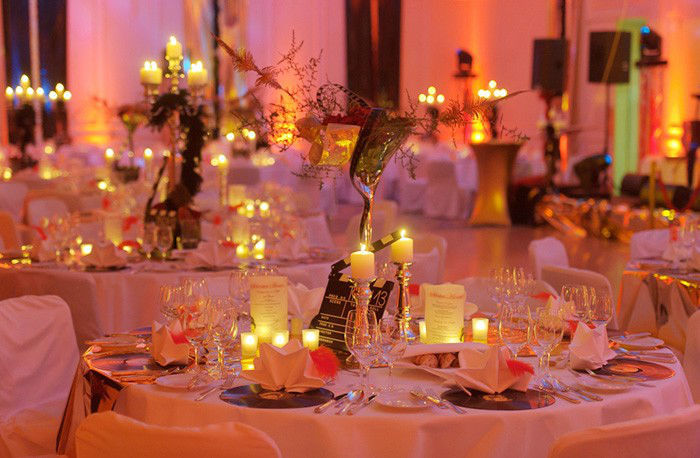 Beispiel: Ihr professioneller Cateringservice, Foto: FPS Catering.