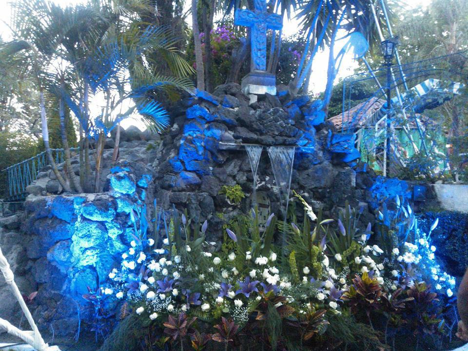 Posada los Alcatraces en Puebla.