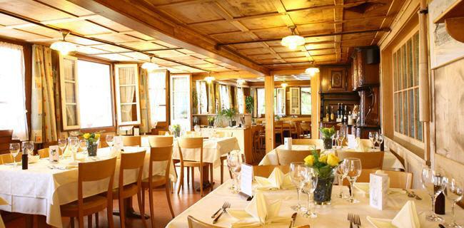 Beispiel: Restaurant, Foto: Landgasthof Grossteil.