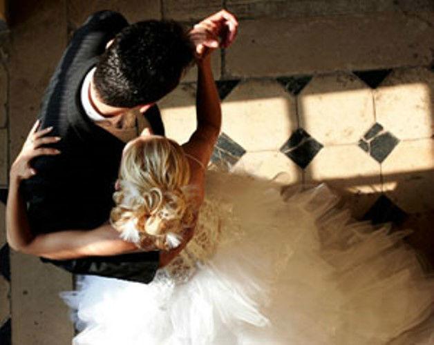 Beispiel: Hochzeitstanz, Foto: music all in.
