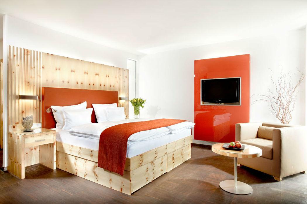 Beispiel: Hotelzimmer, Foto: Alpen Adria.
