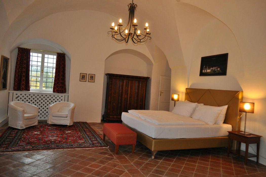 Luxus Suite, Foto: Schlosshotel Mailberg.