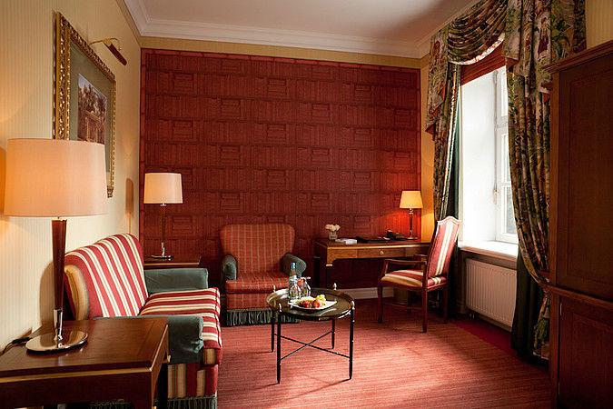 Beispiel: Villa im Landhausstil, Foto: Romantik Hotel Kieler Kaufmann.