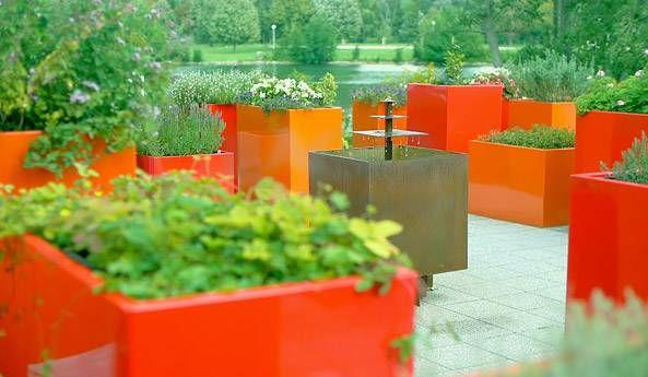 Beispiel: Gartenanlage, Foto: Lago Hotel & Restaurant.