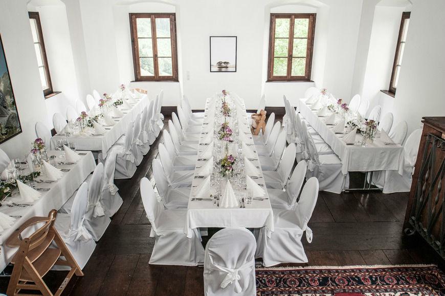 Beispiel: Räumlichkeiten, Foto: Schloss Amberg.