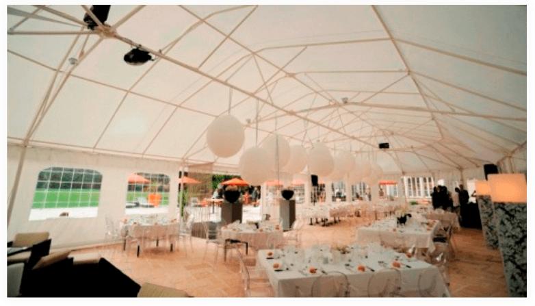 Le Domaine Le Petit Plessis - Salle de Réception