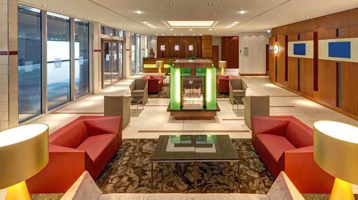 Beispiel: Lobby, Foto: Hilton Garden Inn Frankfurt Airport.