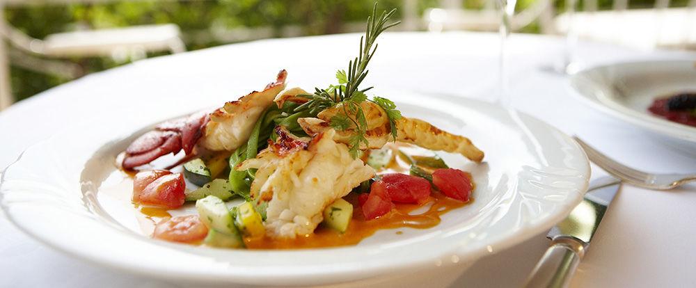 Beispiel: Kulinarische Impressionen, Foto: Hotel Bad Schachen.