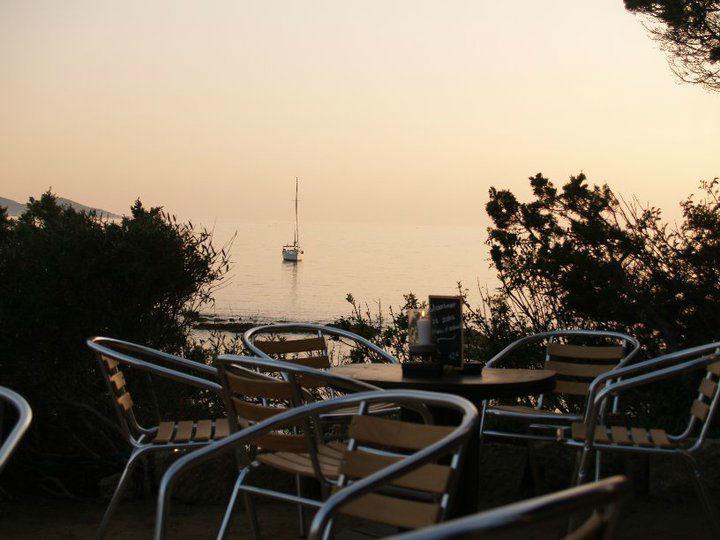 La Bergerie, Ruppione Vue sur la mer