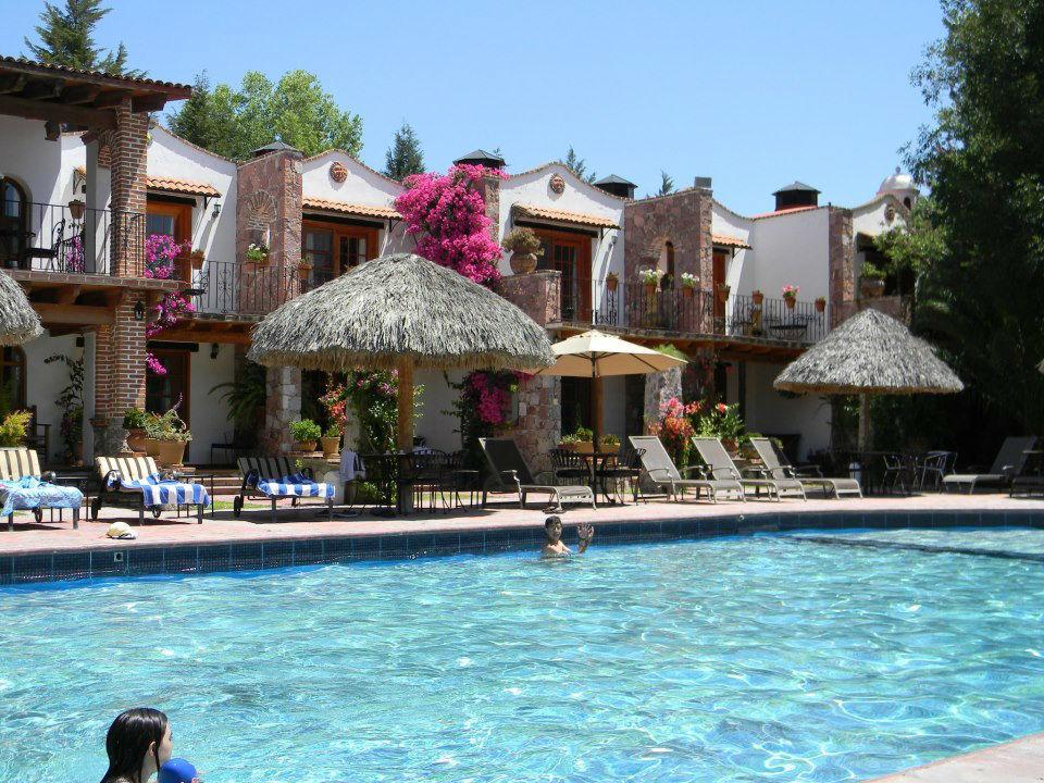 Hotel Atotonilco el Viejo en San Miguel Allende