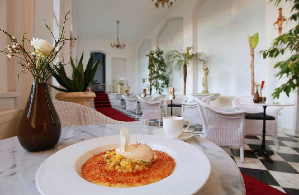 Beispiel: Menüs, Foto: Schloss-Hotel Kittendorf.