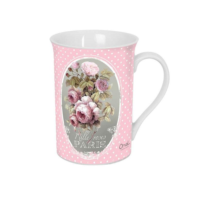 Mug mille roses