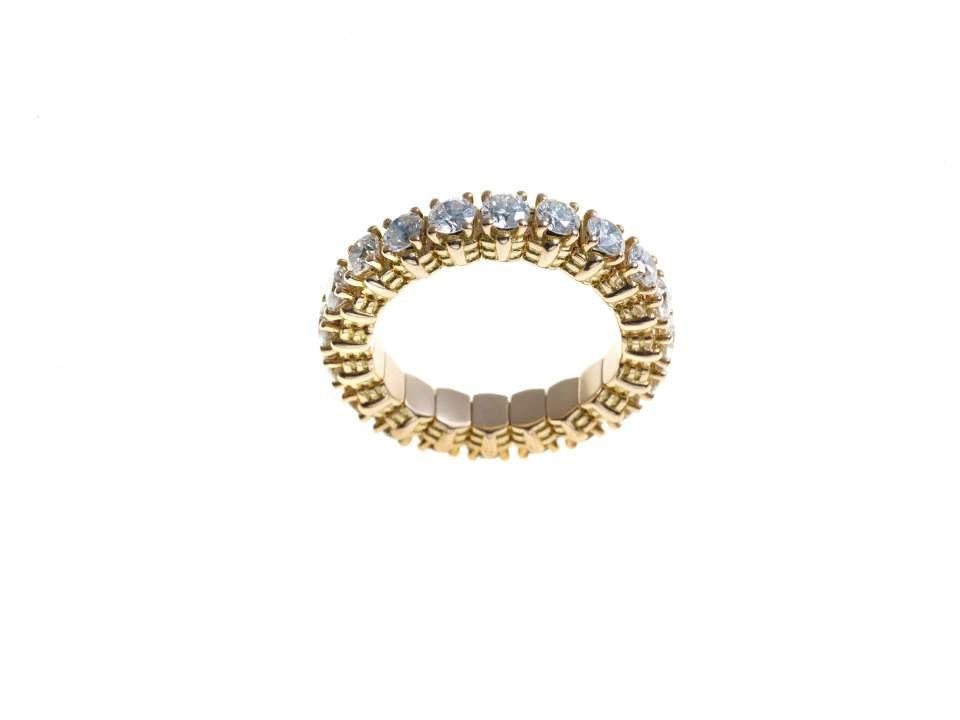 Ouro de 18 kt e Diamantes 2